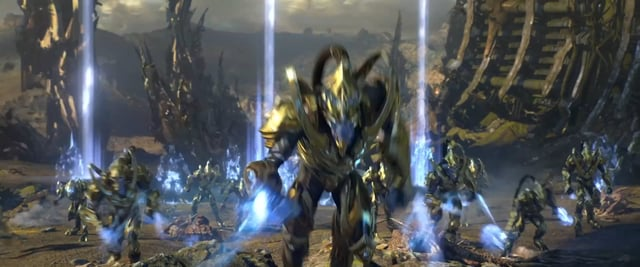 Blizzard Starcraft II | Legacy of the void cinematic HD