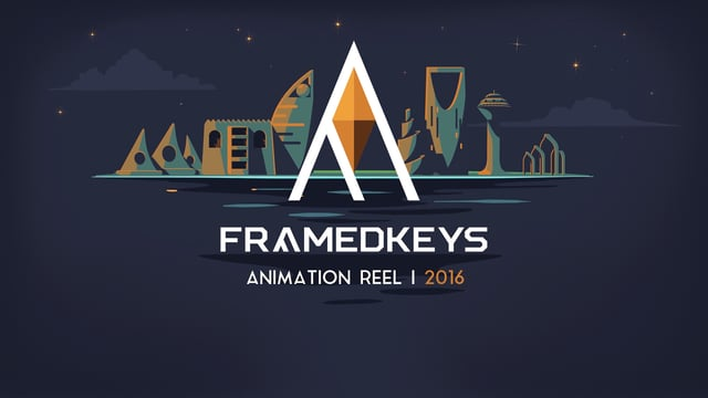 FramedKeys | Showreel 2016