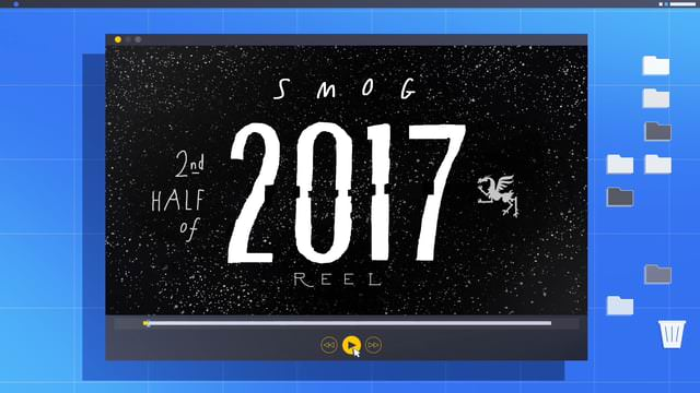 Smog Reel [second half of] 2017