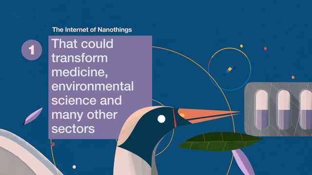 WEF Top10 Emerging Techs